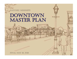 Downtown Natchez Plan